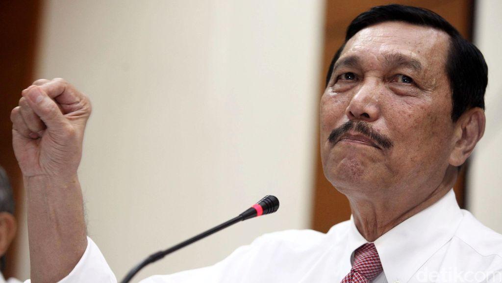 Menteri Luhut Lebih Setuju Pecandu Narkoba Direhabilitasi