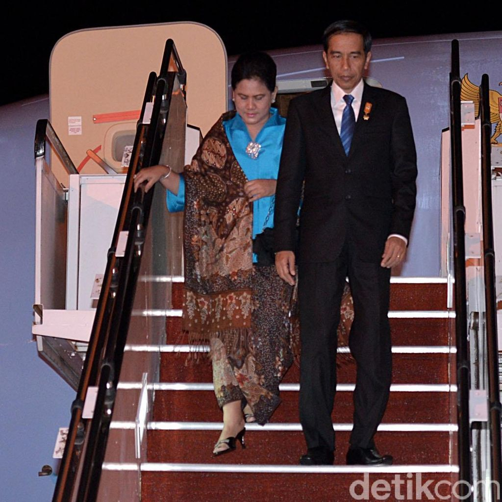 Presiden Jokowi ke Paris Hari ini, Hadiri KTT Perubahan Iklim