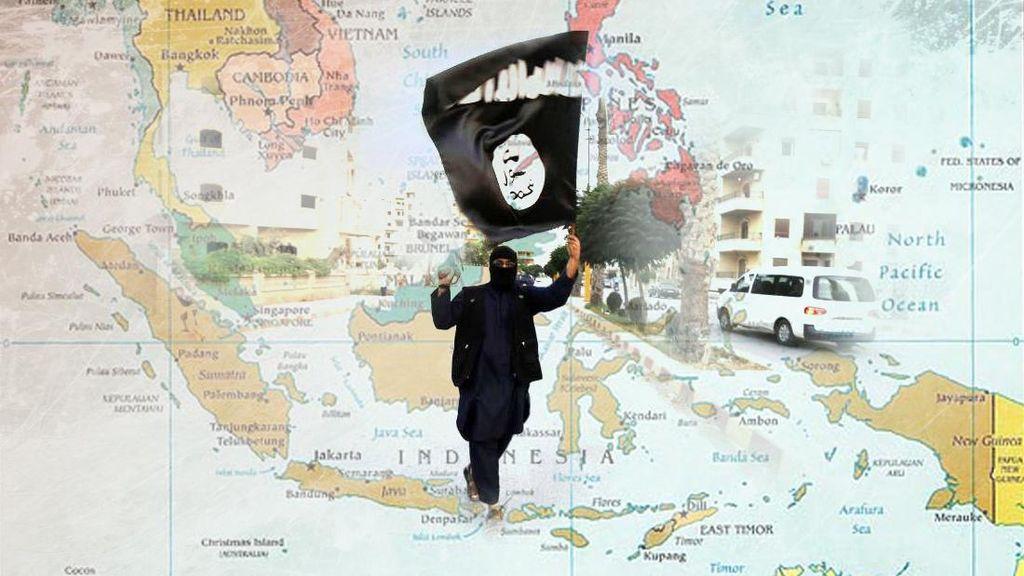 Hacker Ungkap Rencana Serangan ISIS ke Acara One Day One Juz di Indonesia