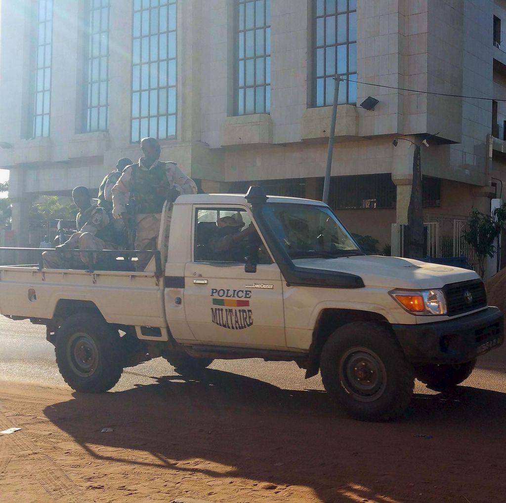Militan Serang Pangkalan PBB di Mali, 3 Orang Tewas