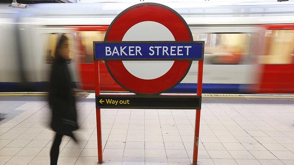 Ada Mobil Mencurigakan Dekat Stasiun Bawah Tanah London, Warga Panik