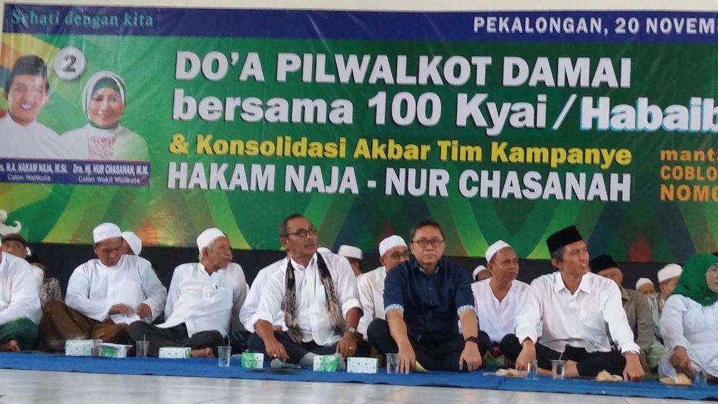 Kampanye Pilkada Serentak, Ketum PAN: Kegaduhan Politik Rugikan Rakyat