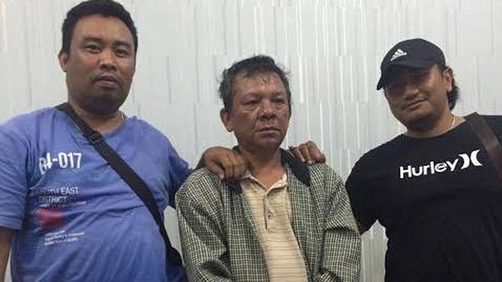 Ini Tampang Sampai Tua Simanjutak, Polisi yang Tembak Istrinya Saat Ditangkap
