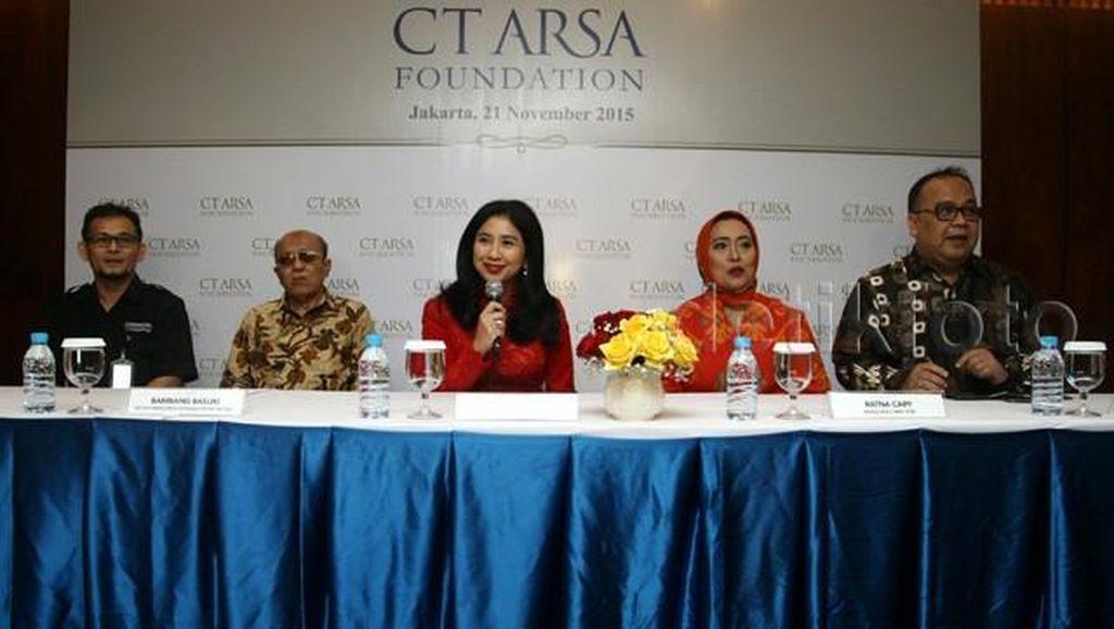 CT ARSA Foundation Siapkan Sekolah Unggulan untuk Rakyat Tak Mampu di Solo