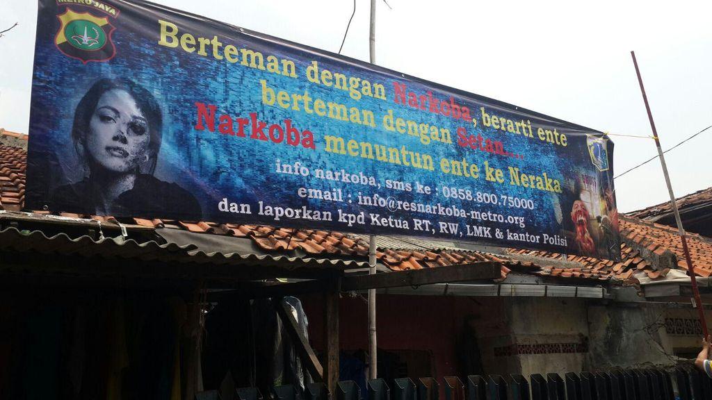Polda Metro Turunkan Satgas Khusus ke Kampung-kampung Rawan Narkoba