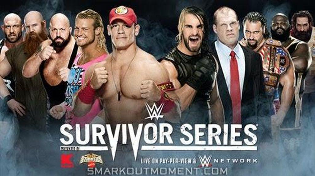 Rumor akan Diserang ISIS, Acara WWE di Atlanta Dijaga Ketat