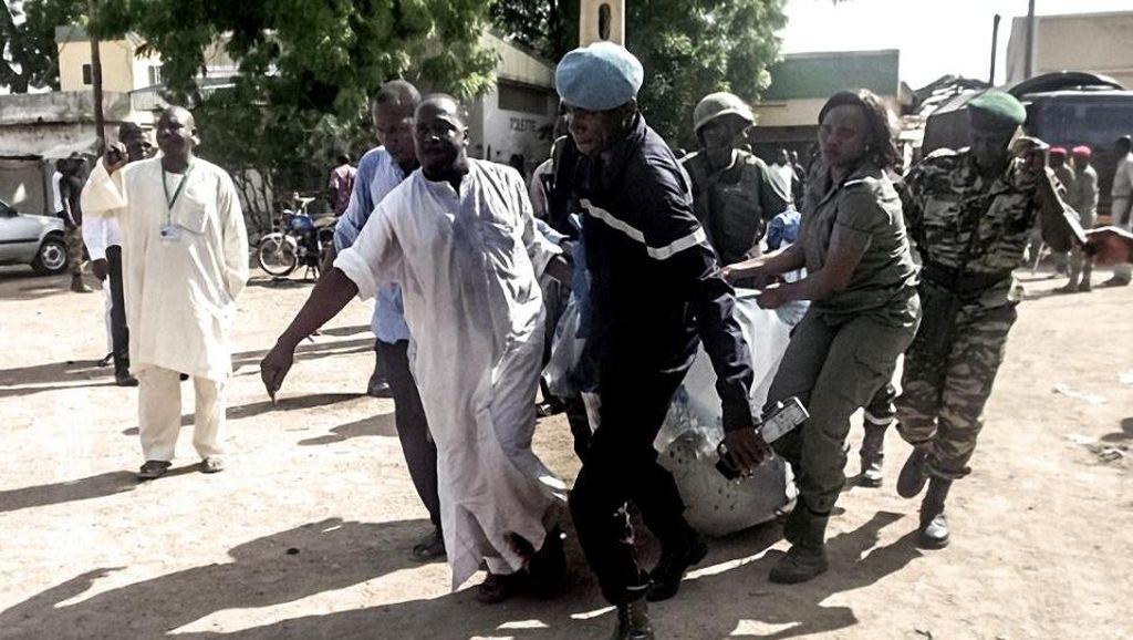 4 Gadis Jadi Pengebom Bunuh Diri di Kamerun, 5 Orang Tewas
