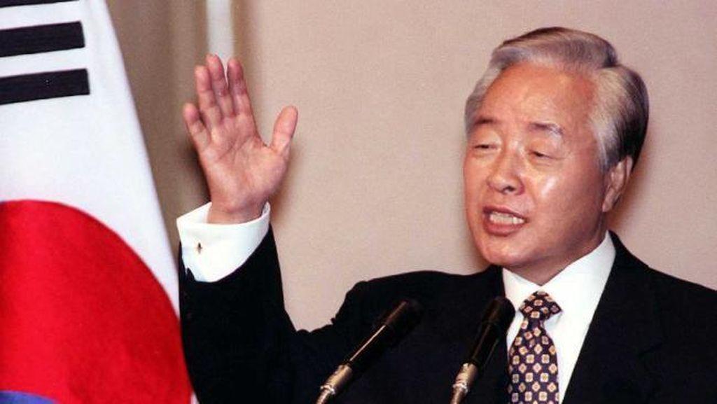 Mantan Presiden Korea Selatan Kim Young-sam Meninggal Dunia