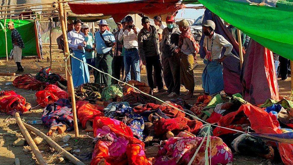 Longsor di Tambang Batu Giok Myanmar, 100 Orang Masih Hilang