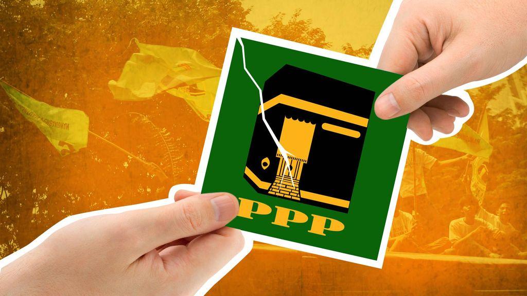 SK Tak Kunjung Terbit, PPP Djan: Menkum HAM Bisa Kena Sanksi