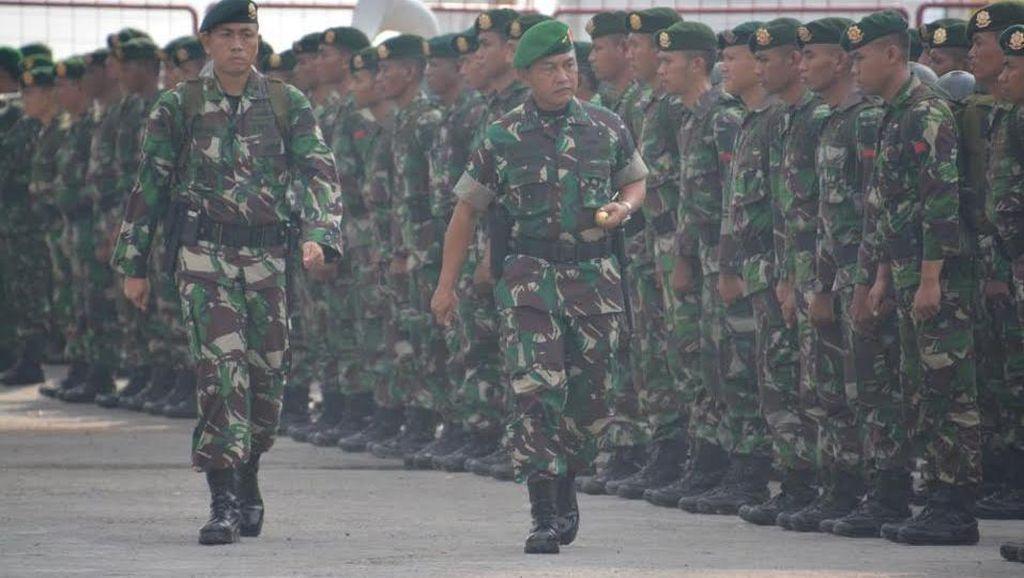 Tugas Selesai, 1.000 Personel TNI yang Padamkan Api di Sumsel Ditarik Pulang