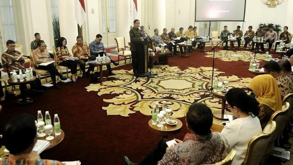 Jokowi Tugaskan Menteri-menteri Jadi Penghubung Antarnegara, Ini Susunannya