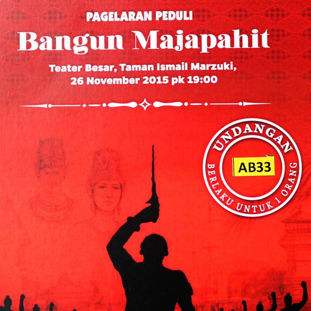 PDIP Gelar Ketoprak Majapahit, Megawati dan Sejumlah Menteri Hadir