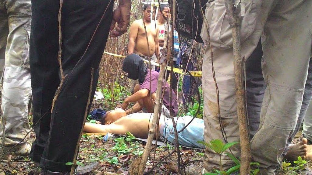 Anwar Bunuh Siswi MTs di Jasinga dengan 3 Kali Pukulan Batu