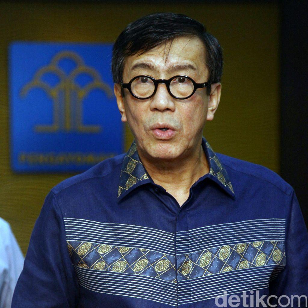 Beda dengan DPR, Menkum Tak Studi Banding ke Luar Negeri untuk Revisi PP 27