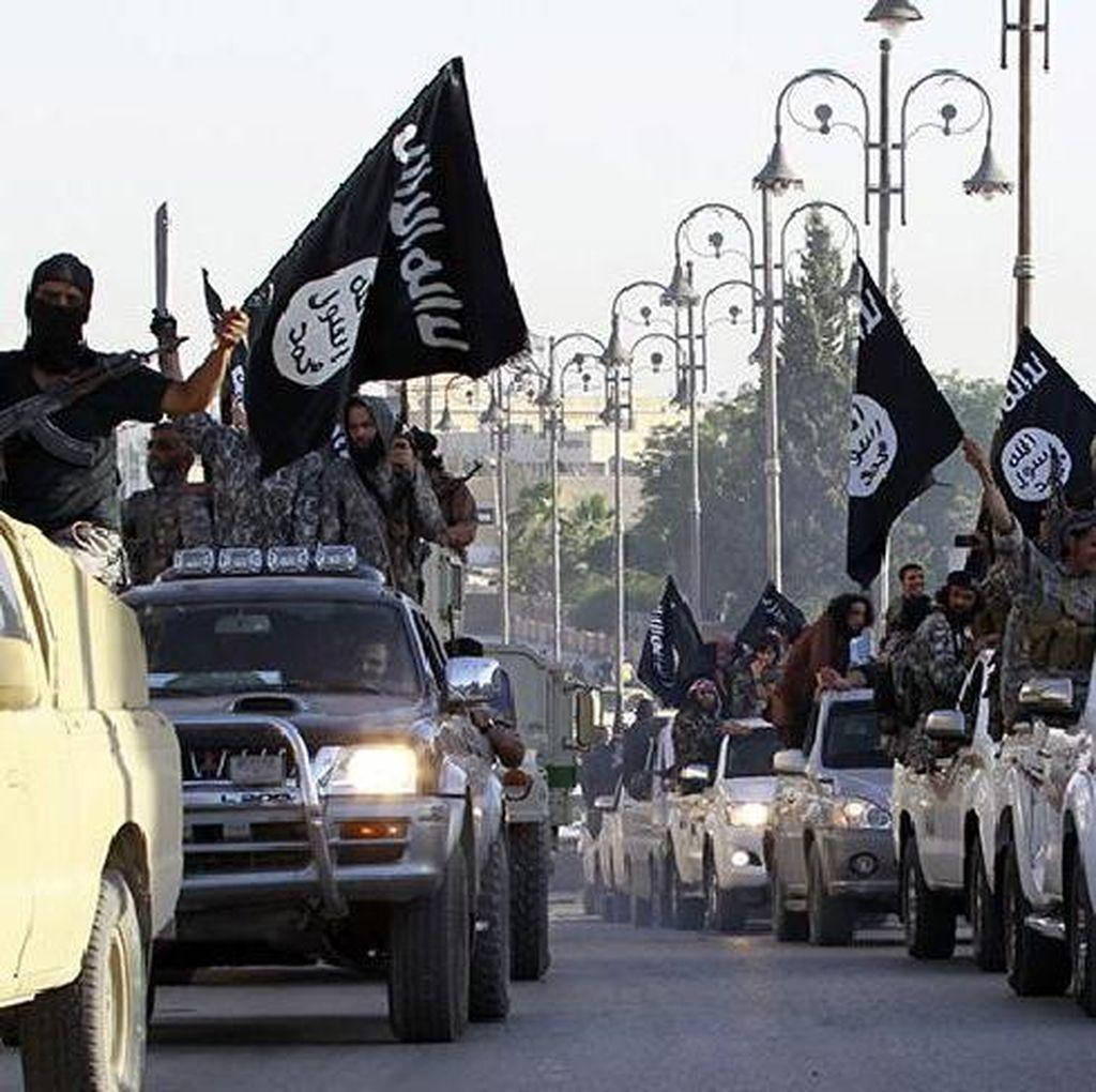 ISIS Gunakan Warga Sipil Suriah Sebagai Tameng Hidup