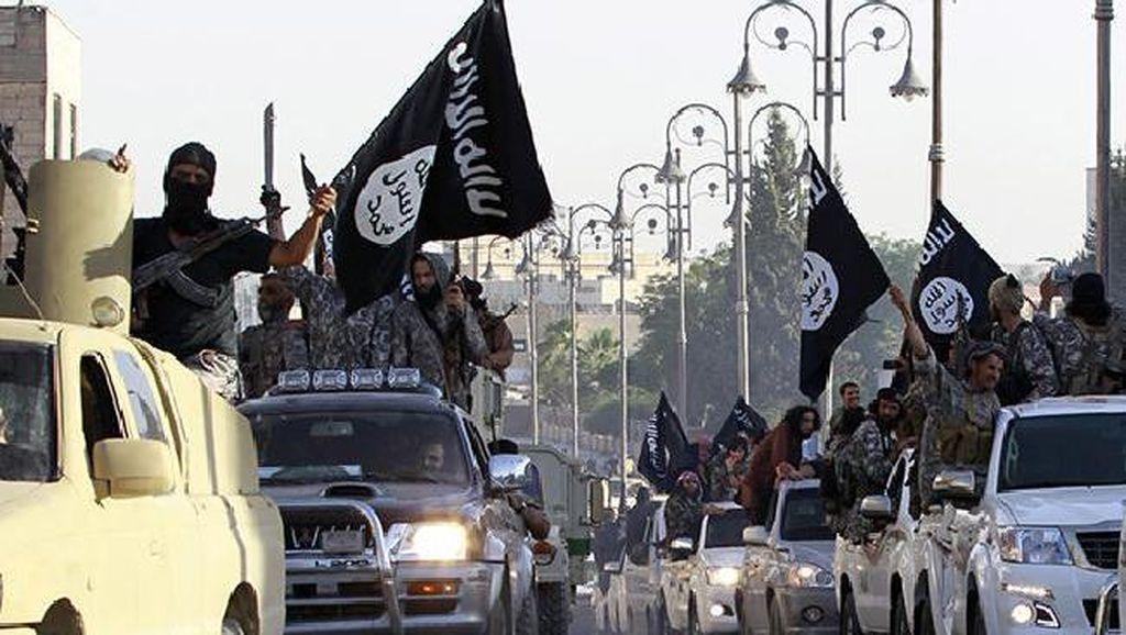 Rusia Tuduh Turki Pasok Komponen Bom Untuk ISIS