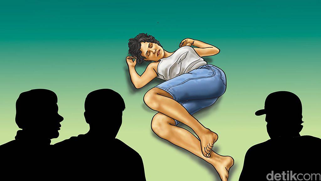 Dicekoki Miras, Bocah 12 Tahun Diperkosa 4 Pria di Kuburan Pancoran