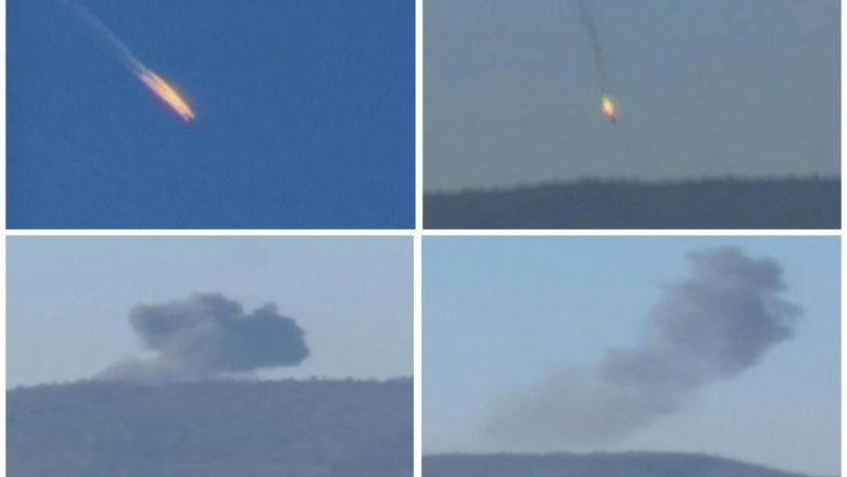 Turki Tembak Jatuh Pesawat Rusia, Obama Telepon Erdogan