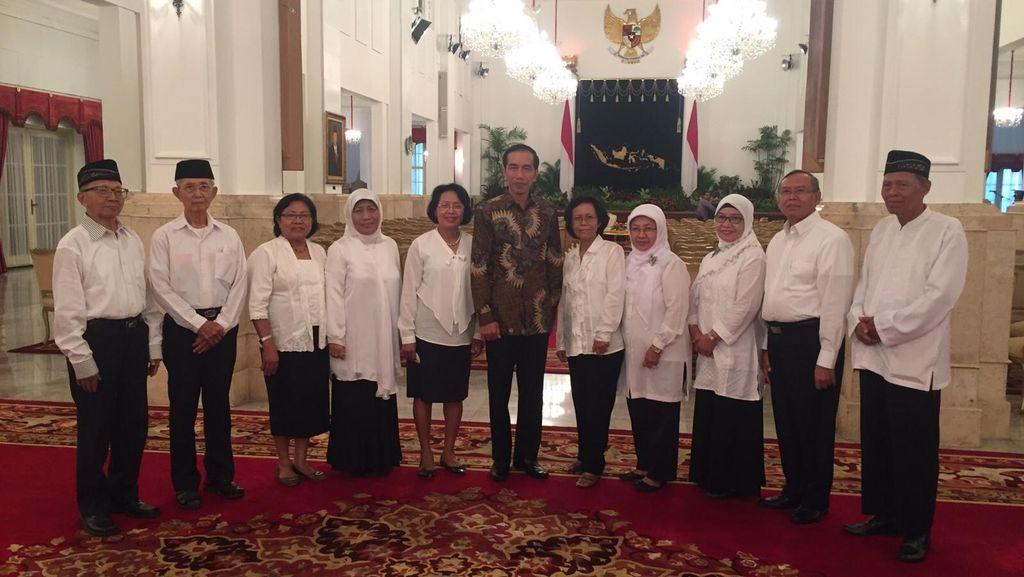 Cerita Guru Biologi Tentang Jokowi: Duduk Paling Depan, Rambut Agak Gondrong
