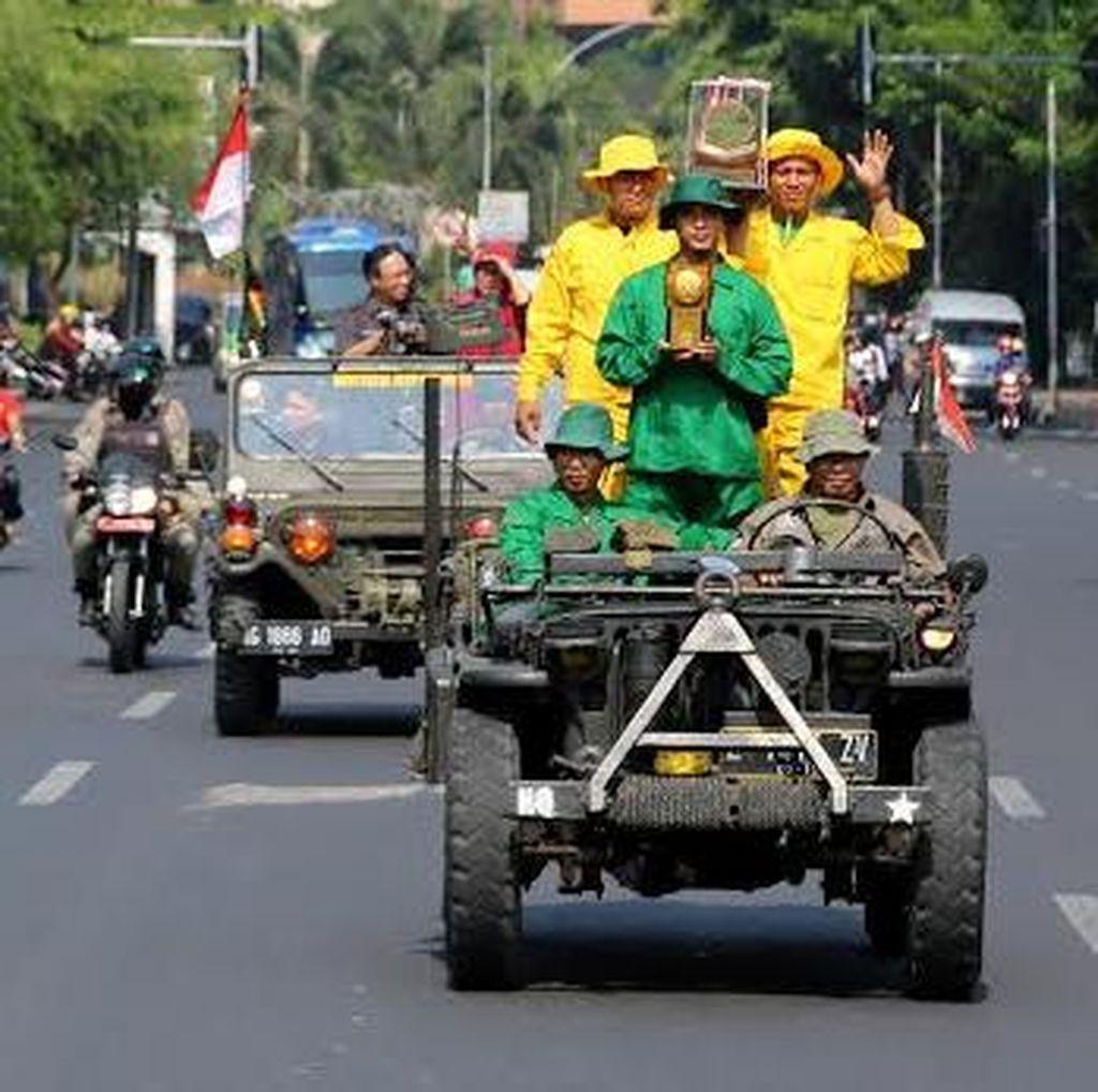 Jelang PrepCom III UN Habitat, Kota Surabaya Dapat Dua Kado Istimewa
