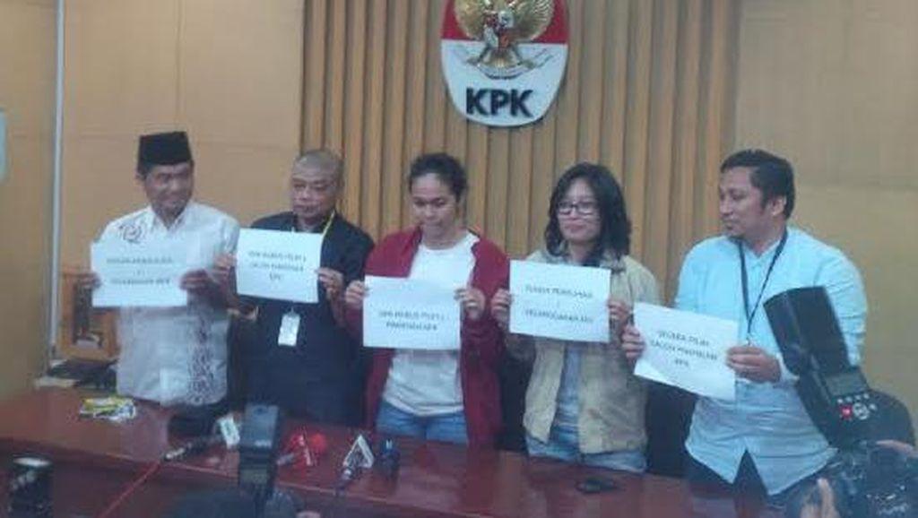 Koalisi Pegiat Antikorupsi Desak Komisi III DPR Segera Pilih Pimpinan KPK