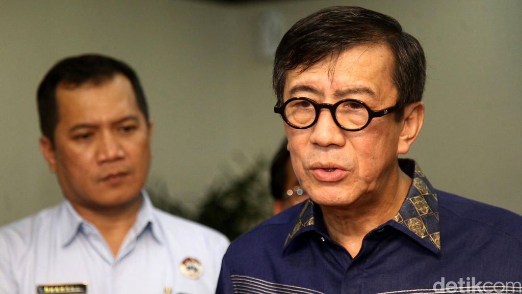 Menkum HAM Sebut Freddy Budiman Tak Terlibat Aktif di Kasus Sabu Ancol