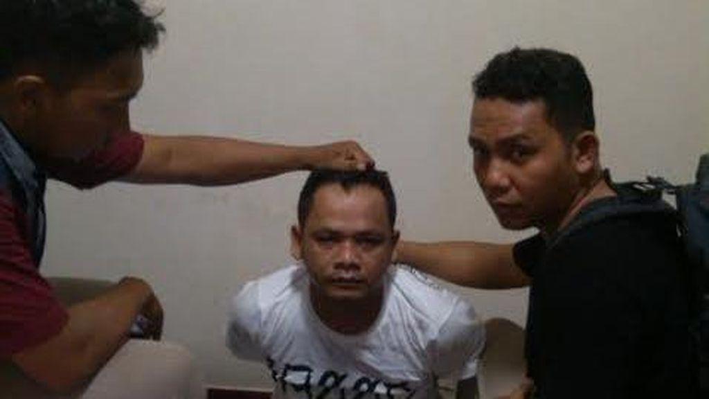 Waskim, Lanun Kejam di Selat Malaka Dibekuk di Hotel di Jakarta