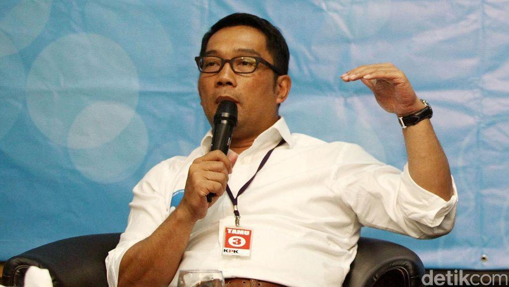 Ridwan Kamil: Indonesia Akan Maju Kalau Presidennya Hebat!