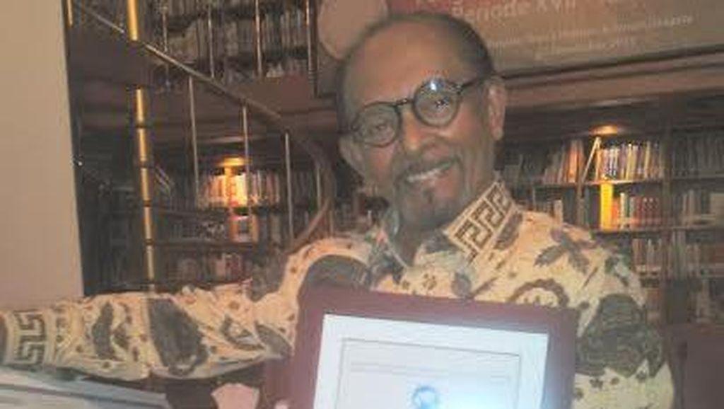 Perjuangan Guru Besar Emiritus ITB Agar Seni Rupa Indonesia Dikenal Dunia