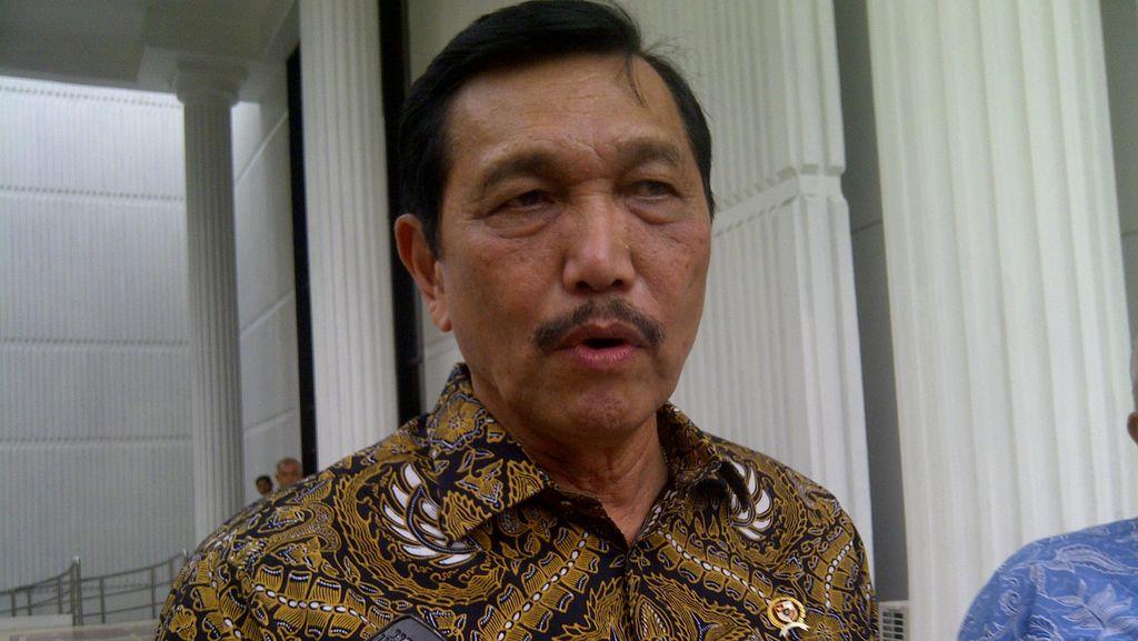 Menko Luhut Kunjungi Ahok dan Ketua DPRD DKI di Balai Kota, Ada Apa?