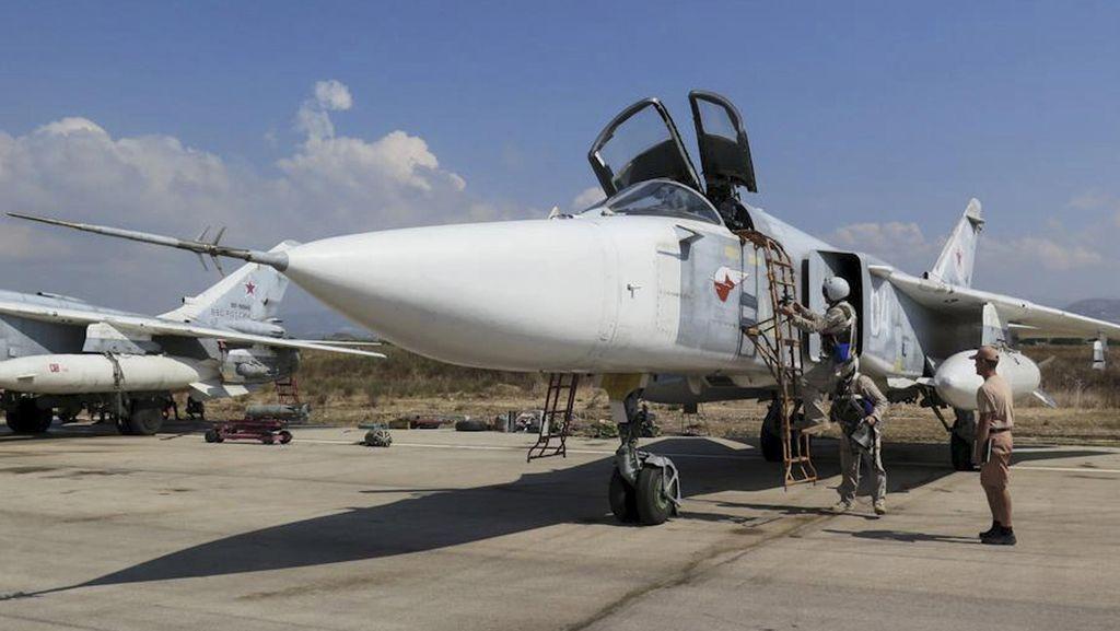 Black Box Rusak, Rusia Sulit Teliti Data Jet Tempur yang Ditembak Turki