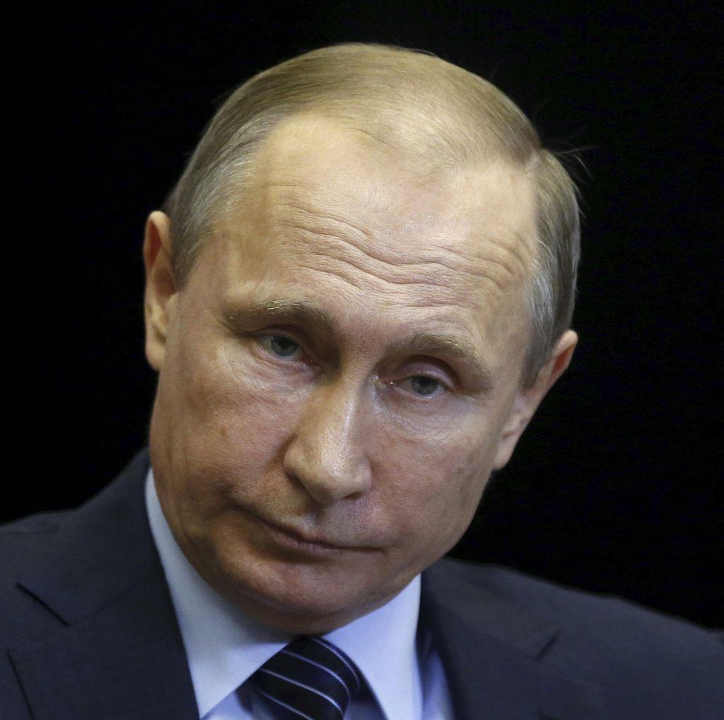 Putin Sebut Turki Tembak SU-24 untuk Lindungi Pasokan Minyak dari ISIS