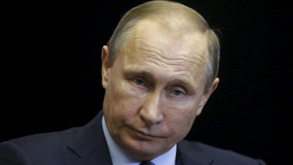 Putin: Turki Tembak Pesawat Rusia Demi Lindungi Pasokan Minyak dari ISIS