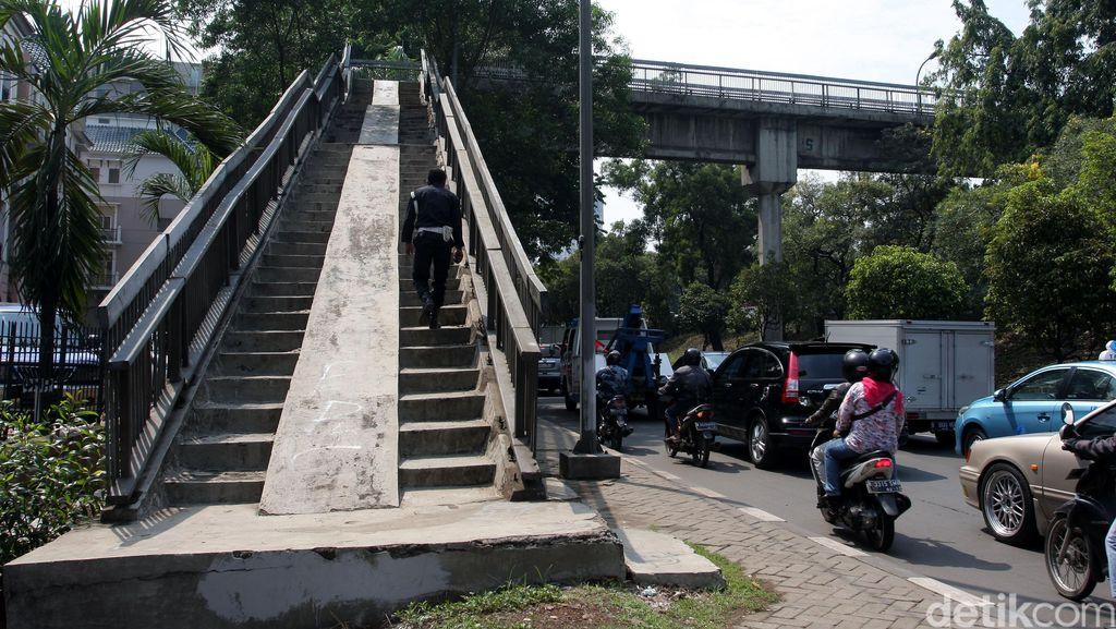 Ini Alasan Polisi Tembak Mati Pemerkosa Karyawati di JPO Lebak Bulus