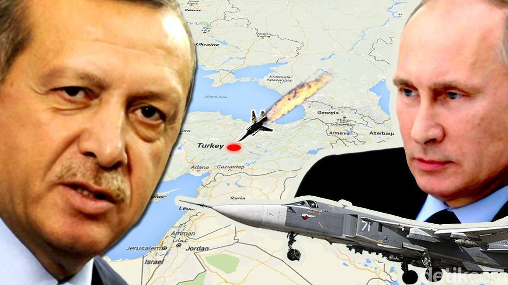 Erdogan Siap Mundur Jika Tuduhan Putin Soal Minyak ISIS Terbukti