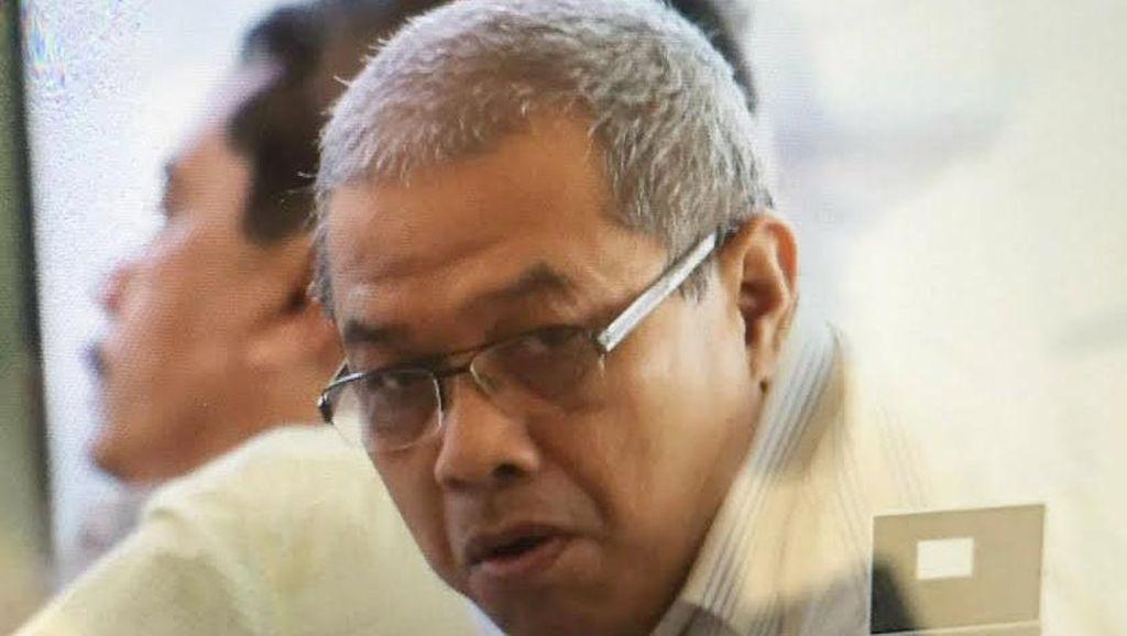 KPK Kembali Periksa Sekda Sumatera Utara Hasban Ritonga