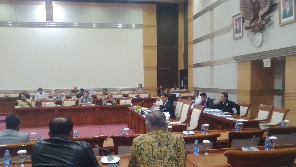 PAN: Penundaan Pleno Keputusan Capim KPK Diusulkan Pimpinan Komisi III