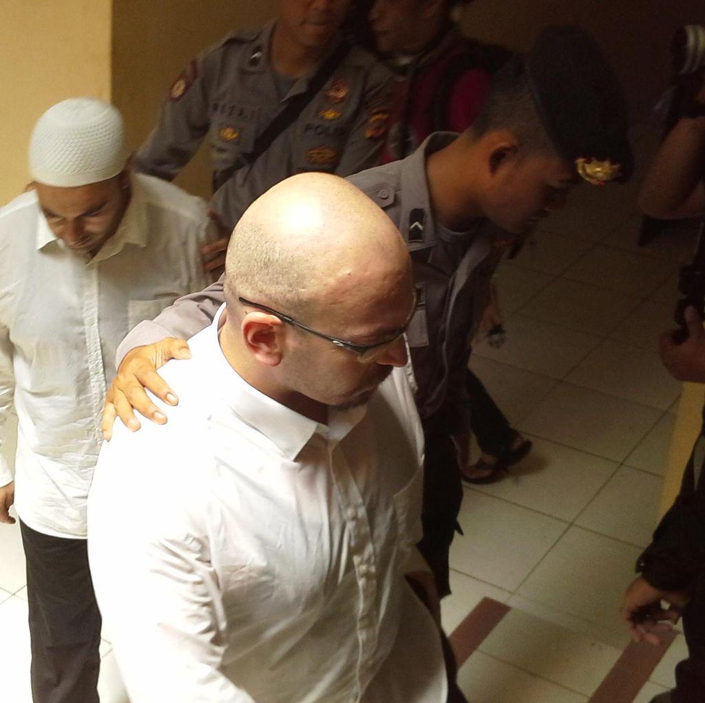 Dua Gembong Narkoba Asal Iran Dipindah ke LP Cirebon