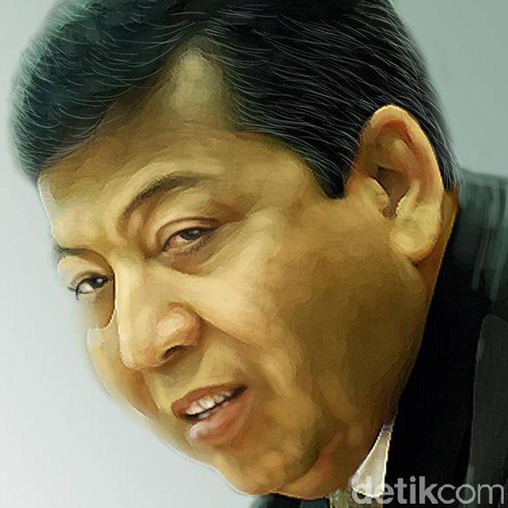 Kasusnya Disidangkan MKD, Novanto Antara Ada dan Tiada di Gedung DPR