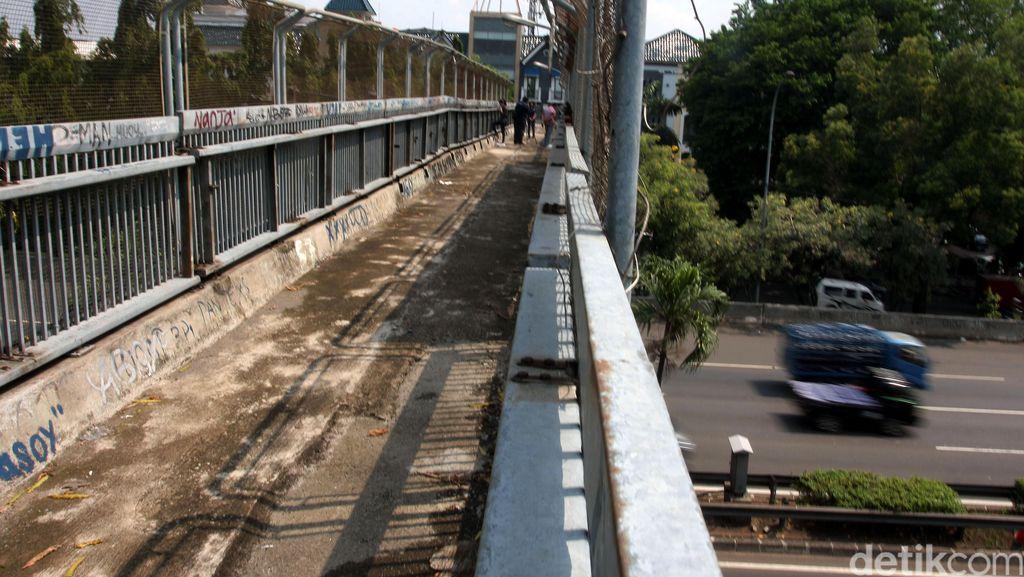 Polisi Tembak Mati Pelaku Pemerkosaan di Jembatan Penyeberangan Lebak Bulus