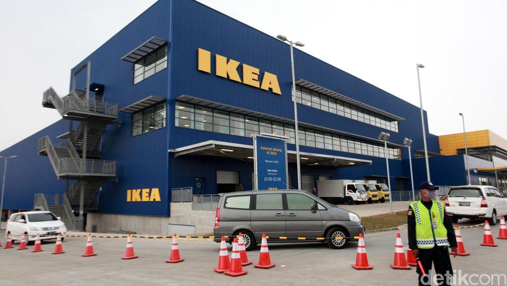 Ternyata Pemegang Merek IKEA di Indonesia Tak Hanya Perusahaan Swedia