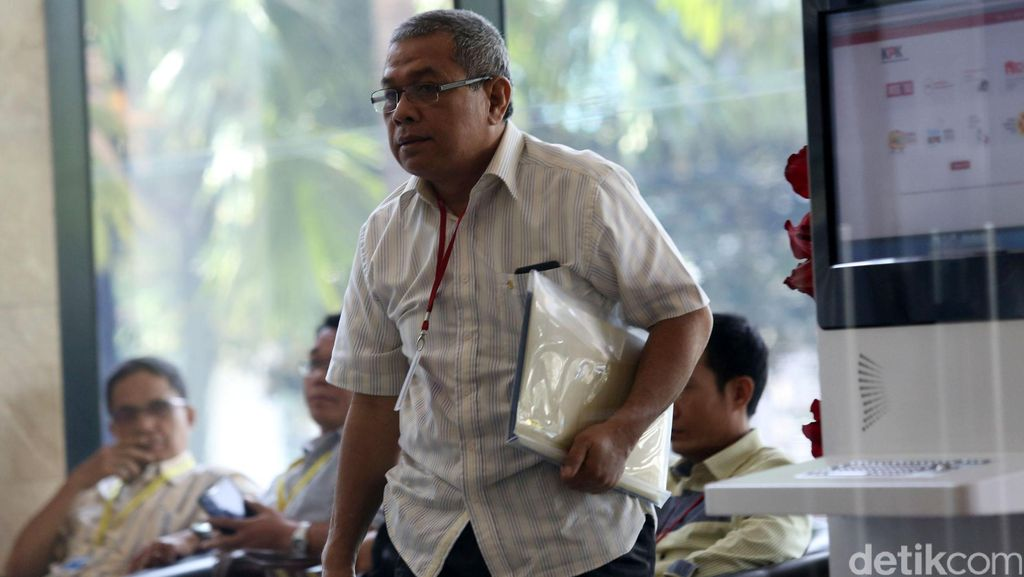 KPK Periksa 5 Pejabat Daerah Sumut Terkait Kasus Suap Gatot Pujo