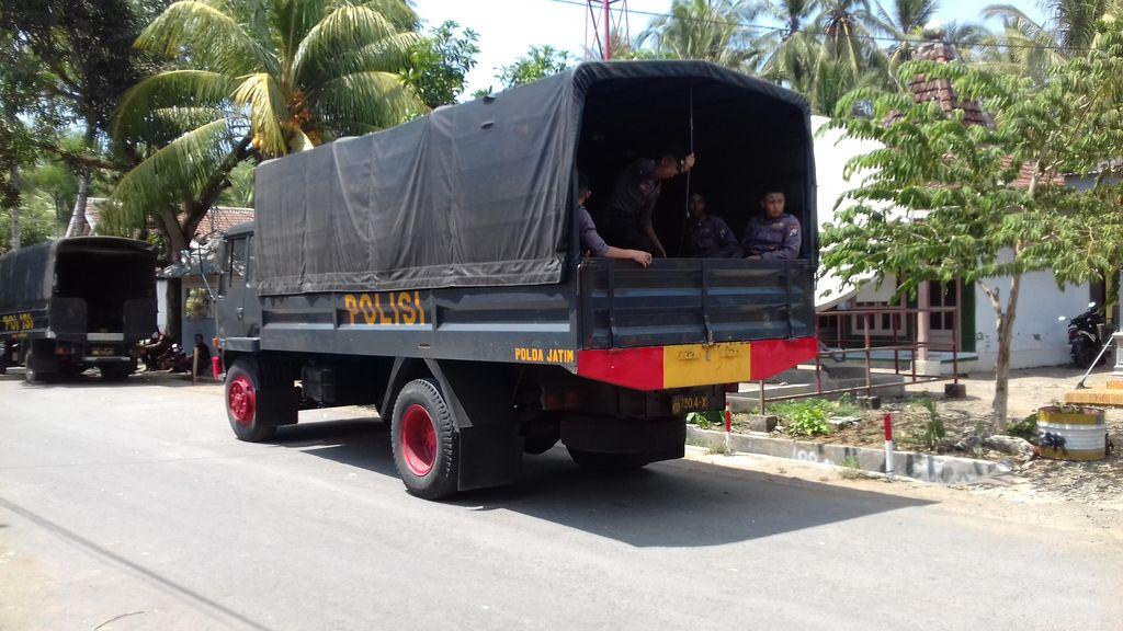 Pasca-demo Rusuh, 600 Polisi Disiagakan di Tambang Emas Tumpang Pitu