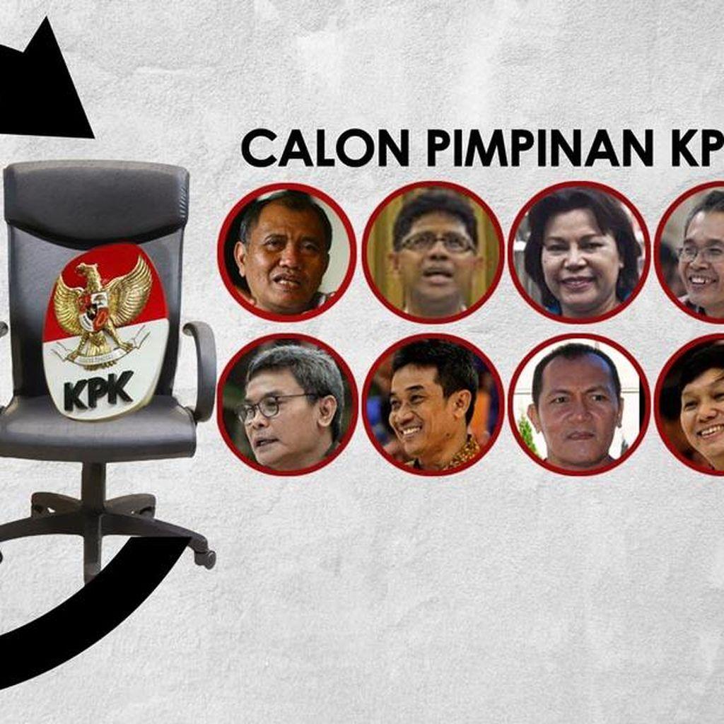 <i>Dear</i> Komisi III DPR, di UU Tak Ada Keharusan Unsur Jaksa atau Polisi di Capim KPK