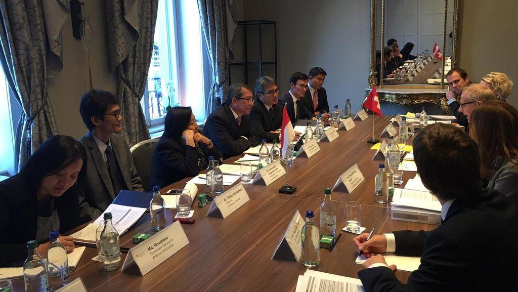 Anggap RI Mitra Penting, Swiss Menanti Kunjungan Jokowi