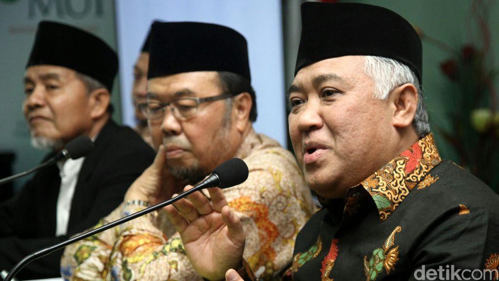 Dewan Pertimbangan MUI Dorong Ormas Islam Aktif Cegah Kerusakan Moral