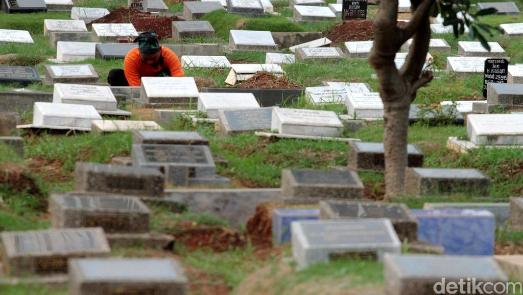 Kadis Pertamanan dan Pemakaman DKI Akan Tindak Tegas Pungli di TPU