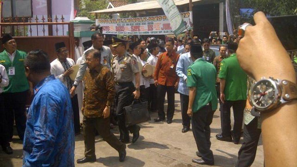 Buka Kongres GP Ansor, JK Anjurkan Kader Ansor Berdagang