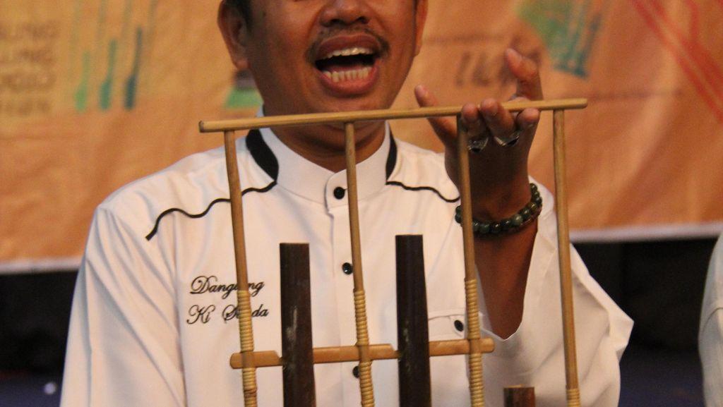 Lestarikan Angklung, Bupati Purwakarta Berencana Tanam Bambu di Pinggir Jalan